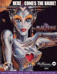 The Machine, Bride Of Pin Bot