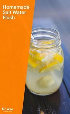 """Water Flush Need a quick """"master cleanse"""" to flush out toxins? Try this DIY salt water cleanse.Need a quick """"master cleanse"""" to flush out toxins? Try this DIY salt water cleanse. Salt Water Cleanse, Salt Water Flush, Turmeric Curcumin Benefits, Turmeric Vitamins, Natural Colon Cleanse Detox, Natural Detox Drinks, Clean Cleanse, Cleanse Diet, Juice Cleanse"""