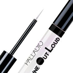 LINE OUT LOUD Intense Shimmer Liners