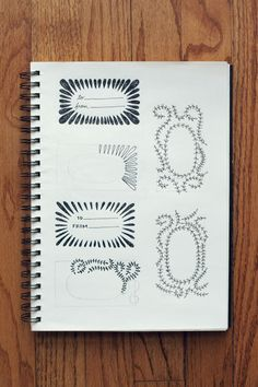 Wit & Whistle » Blog Archive » Sketchbook 12.5.12