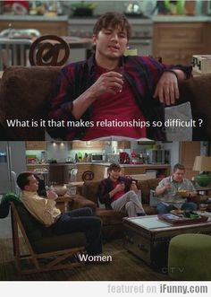 What Is It That Makes Relationships So Difficult?