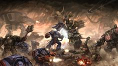 -Eternal War- by Luches on DeviantArt