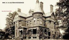Aultman residence housr