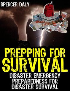 Free Ebook (as of the date of this post)  Prepping For Survival by Spencer Daly.  Remember, you don't need a kindle to read these.  You can download a kindle app for your computer