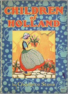 Children of Holland. Collectie Edelman: Books about Holland