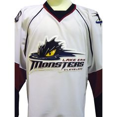 Lake Erie Monsters Replica Jersey