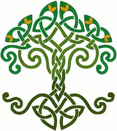 Celtic Tree Of Life Tattoo Design Shops 36 Ideas For 2019 Celtic Tree Tattoos, Pine Tree Tattoo, Celtic Symbols, Celtic Knots, Simple Tats, Theme Harry Potter, Celtic Tree Of Life, Tree Illustration, Tree Roots