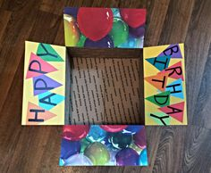 Care package decorating kit- Happy Birthday- Hey, I found this really awesome Etsy listing at https://www.etsy.com/listing/227701456/carepackage-decorating-kit-happy