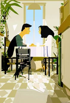 Pascal Campion ~ face to face