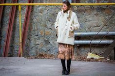 Click through our slideshow to discover what the locals are wearing at Kiev Fashion Week.