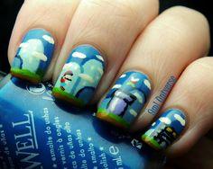 9ml Universe: Super Mario Nails!