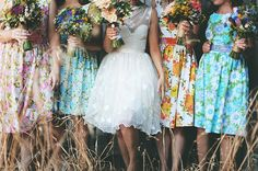 """""""It's going to be the cutest little backyard wedding."""" ( :"""