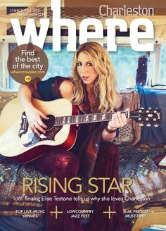 Get your digital subscription/issue of Where Charleston-Summer-Fall 2014 Magazine on Magzter and enjoy reading the magazine on iPad, iPhone, Android devices and the web. Free Magazines, Autumn Summer, Live Music, Ipod Touch, Charleston, Love Her, You Got This, Ipad, Android