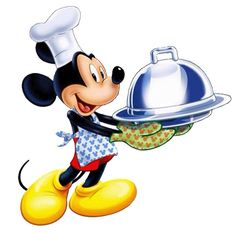 Chef Mickey❤️
