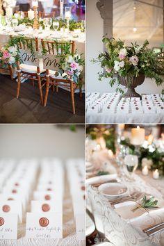 El Chorro Wedding : Kristen + Adam
