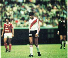 Enzo Francescoli #River #Idolo #Classic #Soccer #Crack