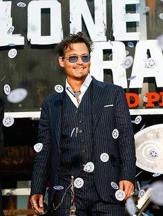 LONE STAR photo   Johnny Depp