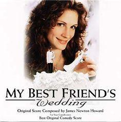 My Best Friend's Wedding, It stars Julia Roberts, Cameron Diaz, Dermot Mulroney, Rupert Everett Julia Roberts, Cameron Diaz, Old Movies, Great Movies, Awesome Movies, Girly Movies, Love Movie, Movie Tv, Movie Reels