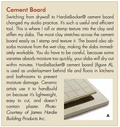 Try using DIY carved and bisqued cylinders to roll textures onto slabs and add variety to your forms.