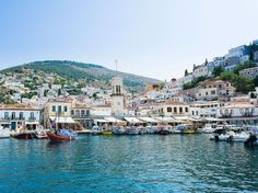 One Hour Away from Athens ! Part of The 12 Top Scenic Islands in the World : Condé Nast Traveler