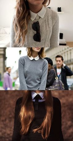 i need more collars in my life:))