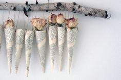 14 Ways to Repurpose Those Beautiful Buds via Brit + Co.