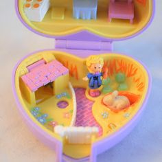 ALL the 1993 Polly Pocket Pets Collection...! Complete #addictedtopollypocket #pollypocket #vintage #90s #90skid #cute #vintagetoys #complete