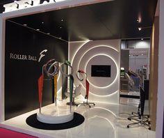 Exhibition stand design Salon International