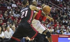 Examining Possible Dwight Howard Trades = It just wouldn't be a trade deadline without Dwight Howard's name coming up, right?  Earlier Monday, Frank Isola of the New York Daily News reported that the Miami Heat and Houston Rockets have had.....It just wouldn't be a trade deadline without Dwight Howard's name coming up, right?  Earlier Monday, Frank Isola of the New York Daily News reported that the Miami Heat and Houston Rockets have had.....