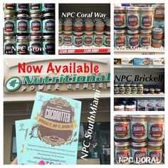 Nutritional Power Centers now carries #SweetSpreads!