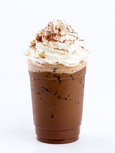 how to make iced mocha like starbucks
