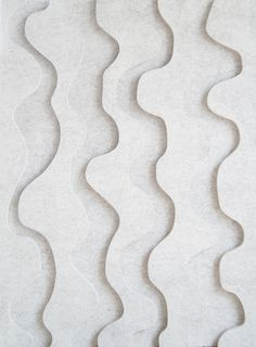 """Decorative acoustic wall panel, """"Uoma"""""""