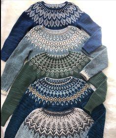 Knitting sweaters fair isles 56 new ideas Fair Isle Knitting Patterns, Fair Isle Pattern, Knit Patterns, Stitch Patterns, Knitting Needles, Free Knitting, Sock Knitting, Knitting Sweaters, Vintage Knitting
