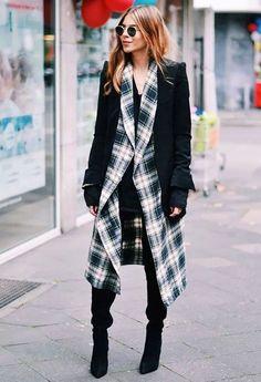 maja wyh long shirt street style