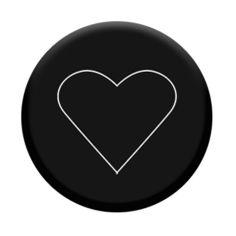 White Heart Black