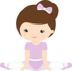 New Birthday Invitations Templates Clip Art Ideas Ballerina Birthday Parties, Ballerina Party, Art Birthday, Princess Birthday, Clip Art, Cute Images, Cute Pictures, Fairy Clipart, Baby Ballet