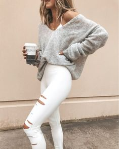 8b2184f1425b My favorite workout leggings and this slouchy sweater are on sale! Use  code  EARLYACCESS