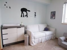 May the Force Be In Your Room: 20 Star Wars Nurseries & Kids' Bedrooms