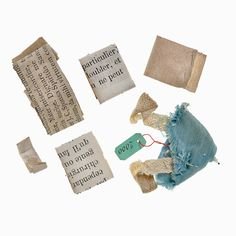 Amulets containing handwritten or printed texts on sheets and scraps of parchment or paper have been used since the Middle Ages. Worn around the neck or carried on the body, they were thought to drive away evil spirits, bring good fortune, offer protection, and heal afflictions. France