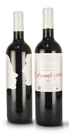 La botella de vino más romántica! demuestra lo que sientes a quien tú quieras... no necesitarás palabras!