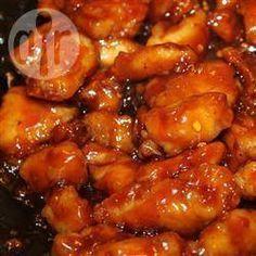 Frango chinês delicioso @ allrecipes.com.br                                                                                                                                                                                 Mais