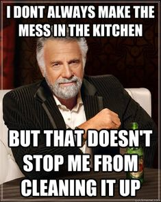 If you are like us, every once in a while you need a cleaning meme or a few cleaning jokes to tell it like it is. Click here for a few of our favorites!