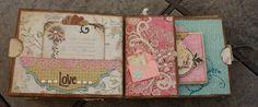 Monkeydreamz: Tales of a Paper Addict: Vintage Mini-Album