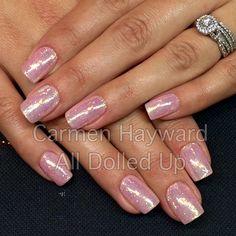 Amore Ultima gel nails