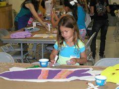 Kamp Kaleidoscope Pompano Beach, Florida  #Kids #Events