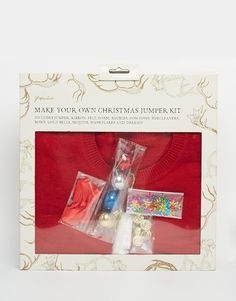Paperchase+Make+Your+Own+Christmas+Jumper