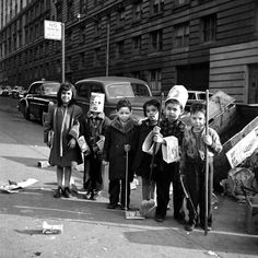 March, 1954, New York, NY by Vivian Maier