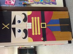 Nutcracker door...something for Zman