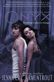 Onyx (Lux Series - Book 2)
