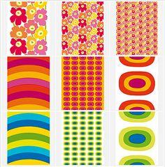 Marimekko Spring 2010 Fabric Line